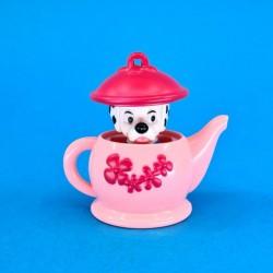 Disney 101 Dalmatians in teapot second hand figure (Loose)