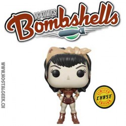 Funko Pop DC Bombshells Wonder Woman Chase Edition Limitée