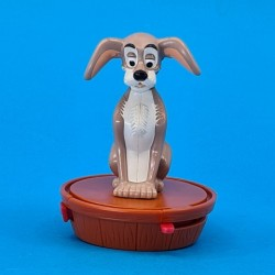 Disney Lady and the Tramp - Tramp second hand figure (Loose)