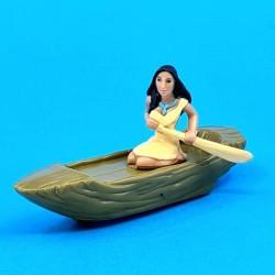 Disney Pocahontas canoe second hand figure (Loose)