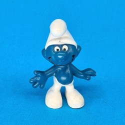The Smurfs normal smurf second hand Figure (Loose)