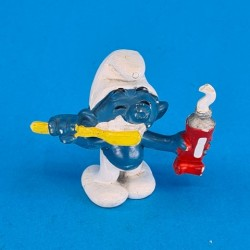 The Smurfs toothbrush second hand Figure (Loose)
