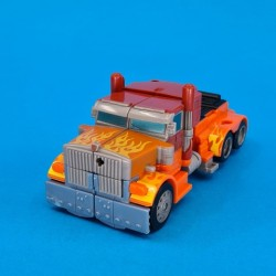 Transformers Optimus Prime Fire Blast second hand figure (Loose)