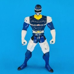 Power Rangers Space Blue Ranger Figurine articulée d'occasion (Loose)