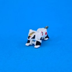 Power Rangers Thunderzord White Tiger Micro second hand action figure (Loose)
