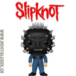 Funko Pop Rocks Slipknot Craig Jones Vinyl Figure