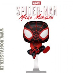 Funko Pop! Marvel Gameverse Spider-Man Miles Morales (Bodega Cat Suit)