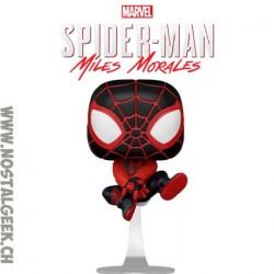 Funko Pop! Marvel Gameverse Spider-Man Miles Morales (Bodega Cat Suit) Vinyl Figure