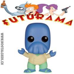 Funko Pop! TV Futurama Alternate Universe Blue Zoidberg Exclusive Vinyl Figure