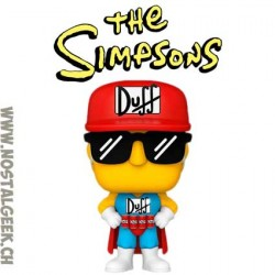 Funko Pop Cartoons The Simpsons Duffman
