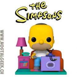 Funko Pop Cartoons The Simpsons Couch Homer Edition Limitée