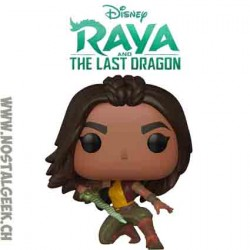 Funko Pop Disney Raya The Last Dragon Raya (Warrior Pose) Vinyl Figure
