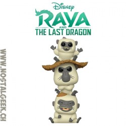 Funko Pop Disney Raya The Last Dragon Ongis