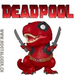 Funko Pop Marvel Deadpool Dinopool Vinyl Figure
