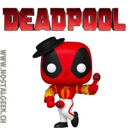 Funko Pop Marvel Flamenco Deadpool
