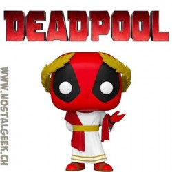 Funko Pop Marvel Roman Senator Deadpool Vinyl Figure