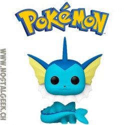 Funko Pop Pokemon Aquali / Vaporeon