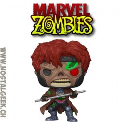 Funko Pop Marvel Zombie Gambit Vinyl Figure