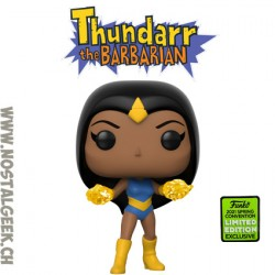 Funko Pop ECCC 2021 Thundarr The Barbarian Princess Ariel Edition Limitée