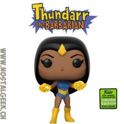 Funko Pop ECCC 2021 Thundarr The Barbarian Princess Ariel Exclusive Vinyl Figure