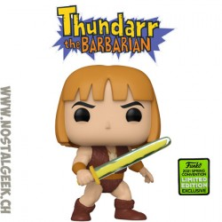 Funko Pop ECCC 2021 Thundarr The Barbarian Thundarr Edition Limitée