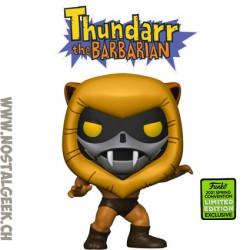 Funko Pop ECCC 2021 Thundarr The Barbarian Ookla the Mok Exclusive Vinyl Figure