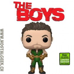 Funko Pop The Boys The Deep ECCC 2021 Edition Limitée