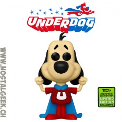 Funko Pop ECCC 2021 Underdog Exclusive Vinyl Figure