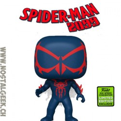 Funko Pop ECCC 2021 Marvel Spider-Man 2099 Edition Limitée