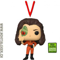 Funko Pop ECCC 2021 V Diana Revealed Edition Limitée