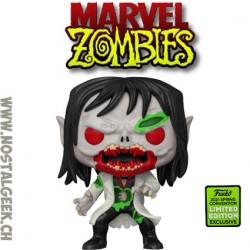 Funko Pop ECCC 2021 Marvel Zombie - Zombie Morbius Exclusive Vinyl Figure