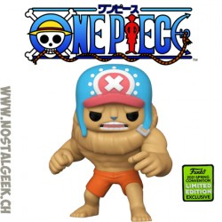 Funko Pop ECCC 2021 One Piece Buffed Chopper Exclusive Vinyl Figure