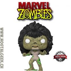 Funko Pop Marvel Zombie Moon Knight Exclusive Vinyl Figure