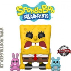 Funko Pop Animation Spongebob Weightlifter Exclusive Vinyl Figure