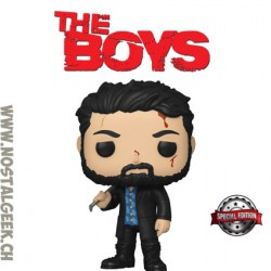 Funko Pop The Boys Billy Butcher (Bloody) Edition Limitée