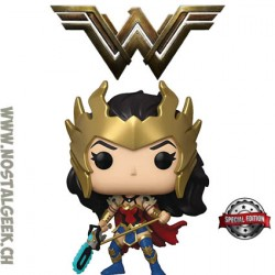 Funko Pop DC Heroes Death Metal Wonder Woman Exclusive Vinyl Figure