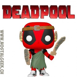 Funko Pop Marvel Larp Deadpool