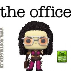 Funko Pop ECCC 2021 The Office Dwight Schrute as Kerrigan Edition Limitée