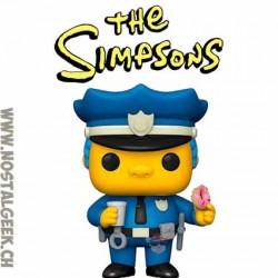 Funko Pop Cartoons The Simpsons Chief Wiggum Vinyl Figure