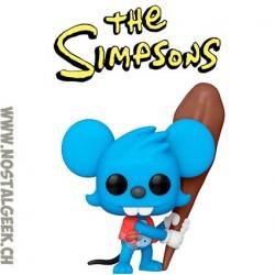 Funko Pop Cartoons The Simpsons Itchy Vinyl Figure