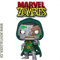 Funko Pop Marvel Zombie Doctor Doom Vinyl Figure