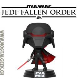 Funko Pop Star Wars Jedi Fallen Order Second Sister Inquisitor Vinyl Figure