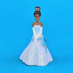 The Princess and the Frog Tiana bleu dress second hand figure (Loose)
