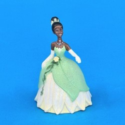 The Princess and the Frog Tiana green dress second hand figure (Loose)