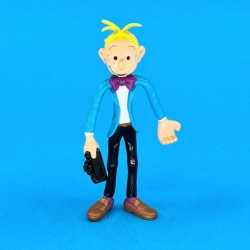 Spirou Fantasio second hand bendable figure (Loose)