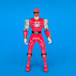 Power Rangers Ninja Storm Red Ranger second hand action figure (Loose)