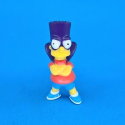 The Simpsons Bartman second hand figure (Loose)