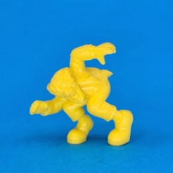 Monster in My Pocket - Matchbox - Series 1 - No 45 Spring-Heeled Jack (Yellow) second hand figure (Loose)