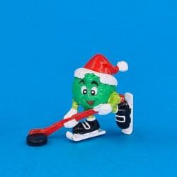 M&M's Christmas hockey second hand figure (Loose)