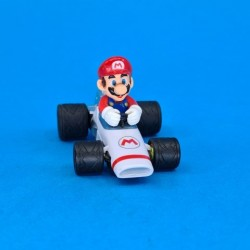 Nintendo Super Mario Kart Pull Speed second hand figure (Loose)